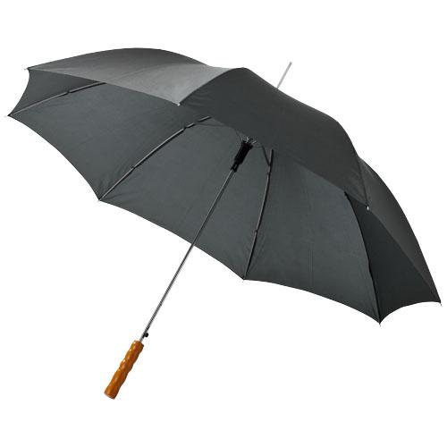 23 Automatický deštník s kovovým žebrováním