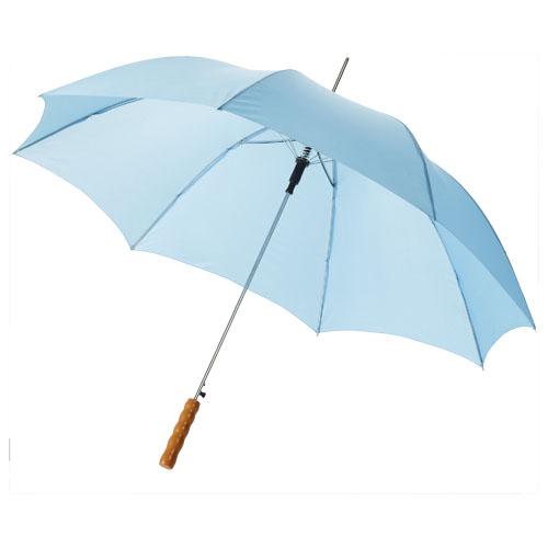23palcový automatický deštník modrý