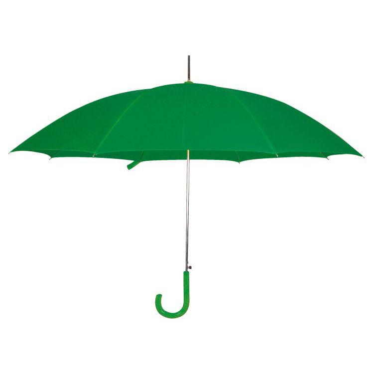 Automatický zelený deštník