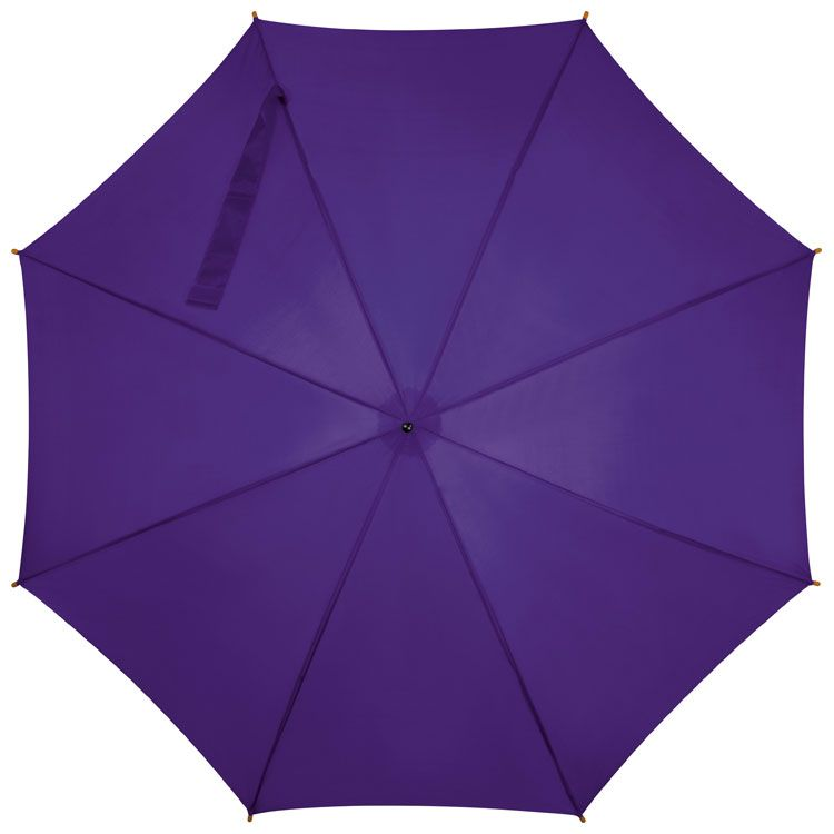 Dřevěný automatický deštník Nancy