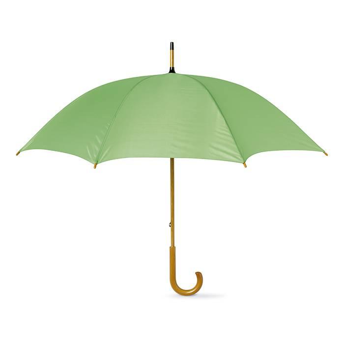 Manuální deštník limetkový