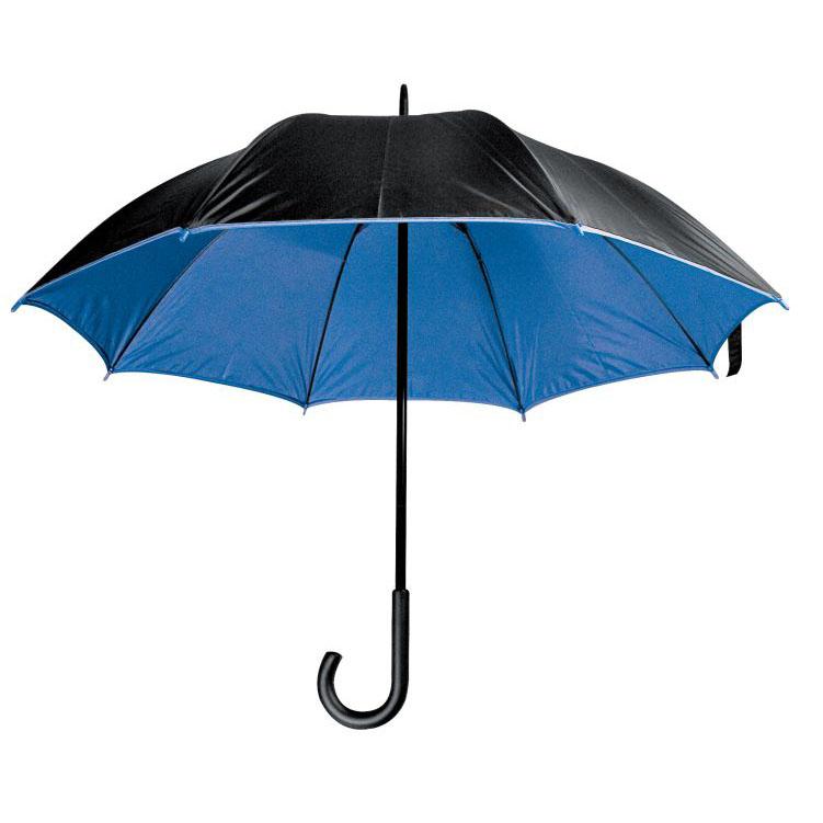 Deštník s dvojitou vrstvou