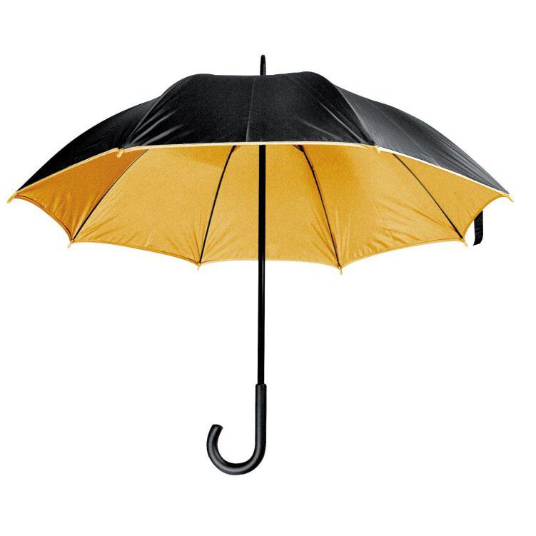 Pevný kvalitní deštník