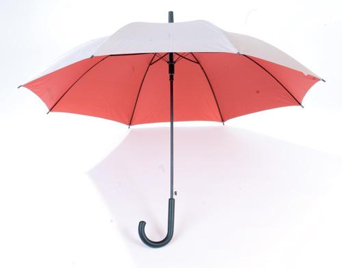 Cardin červený deštník automat