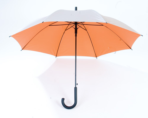 Cardin oranžový deštník automat