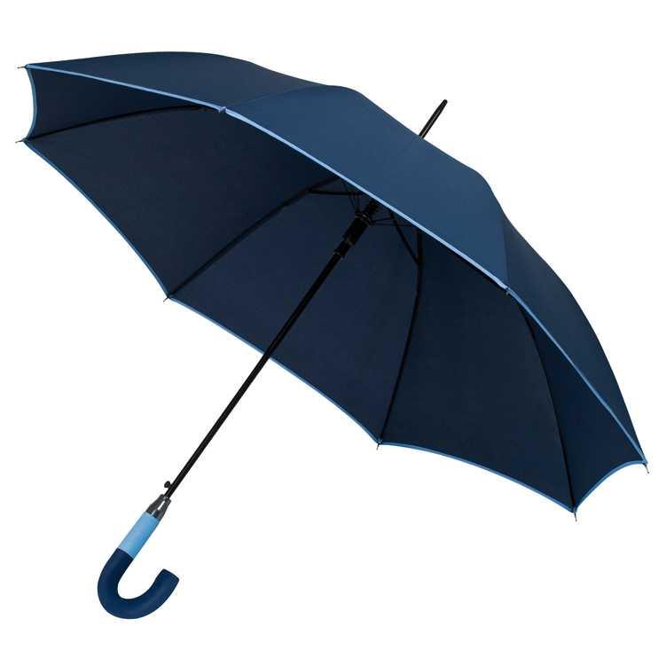 Deštník modrý