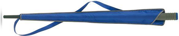 Modrý deštník s EVA rukojetí