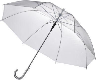 Transparentní deštník