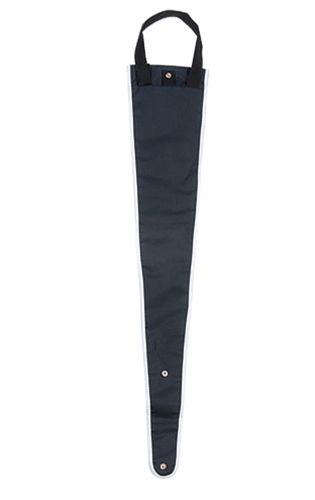 Černý obal na deštník