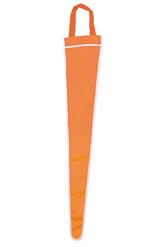 Oranžový obal na deštník