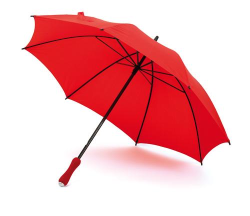 Kanan červený deštník