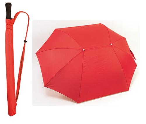 Siam červený deštník