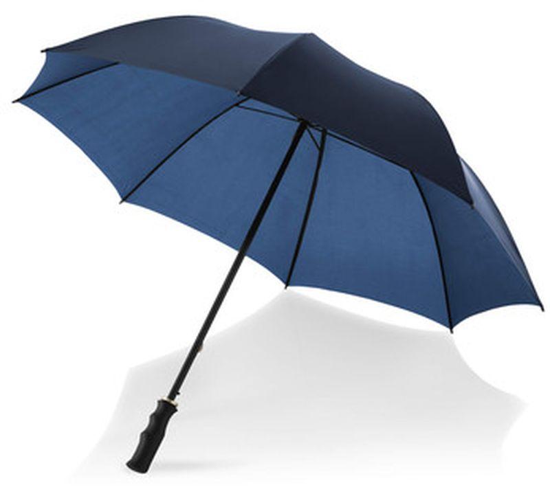 23palc. klasický automatický deštník tmavě modrá