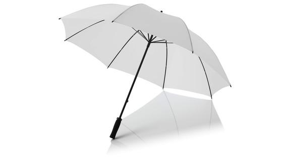 30palcový bouřkový deštník bílý