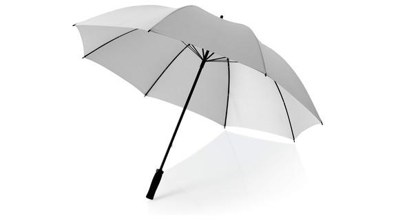 30palcový bouřkový deštník šedý