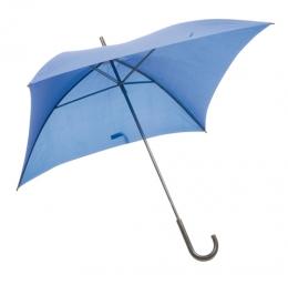 Square čtvercový deštník modrý
