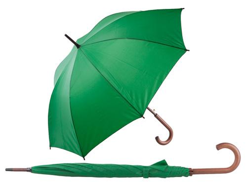 Henderson automatický zelený deštník