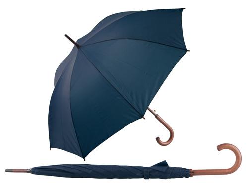Henderson automatický tmavě modrý deštník