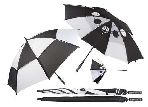 Budyx větruodolný golfový deštník