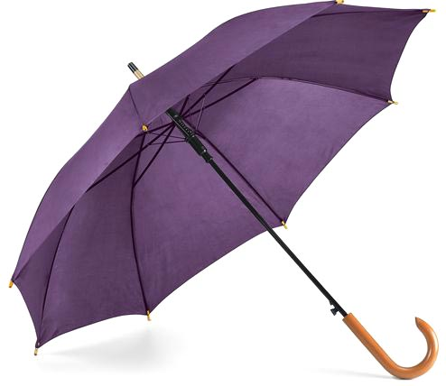 Děštník růžový