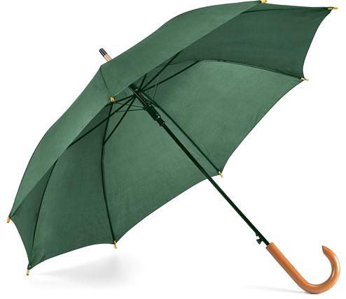 Děštník zelený