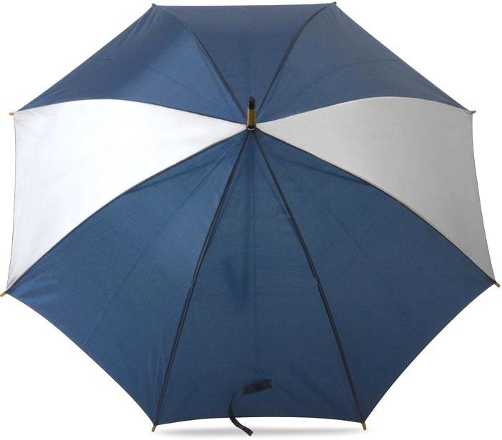 Děštník modrý