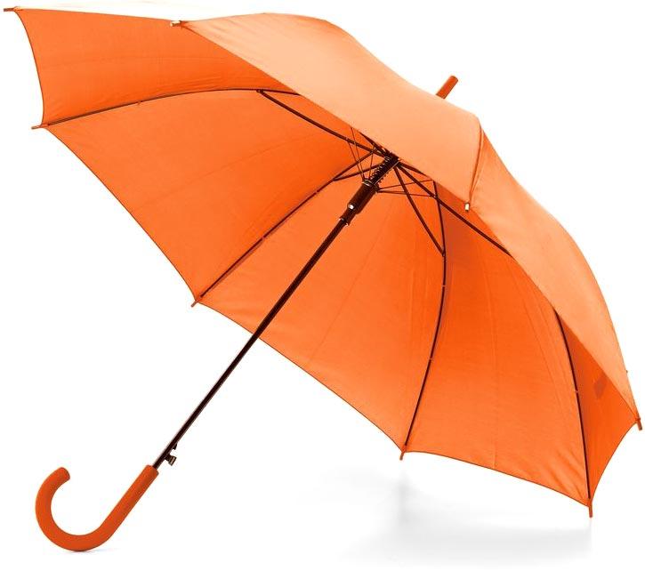 Děštník oranžový