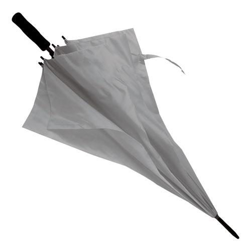 Deštník šedý