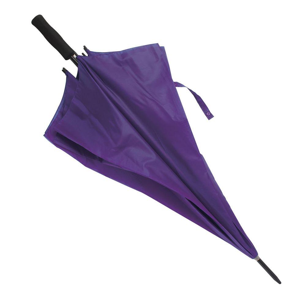 Větruvzdorný deštník fialový