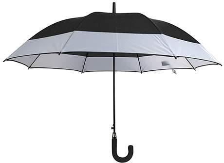 Rodinný deštník, černá