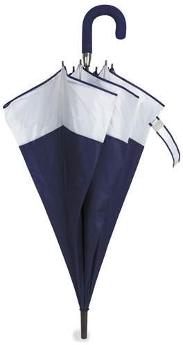Rodinný deštník, námořnická modrá