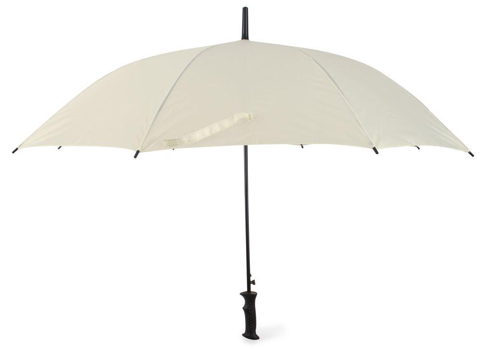 Automatický deštník bílý