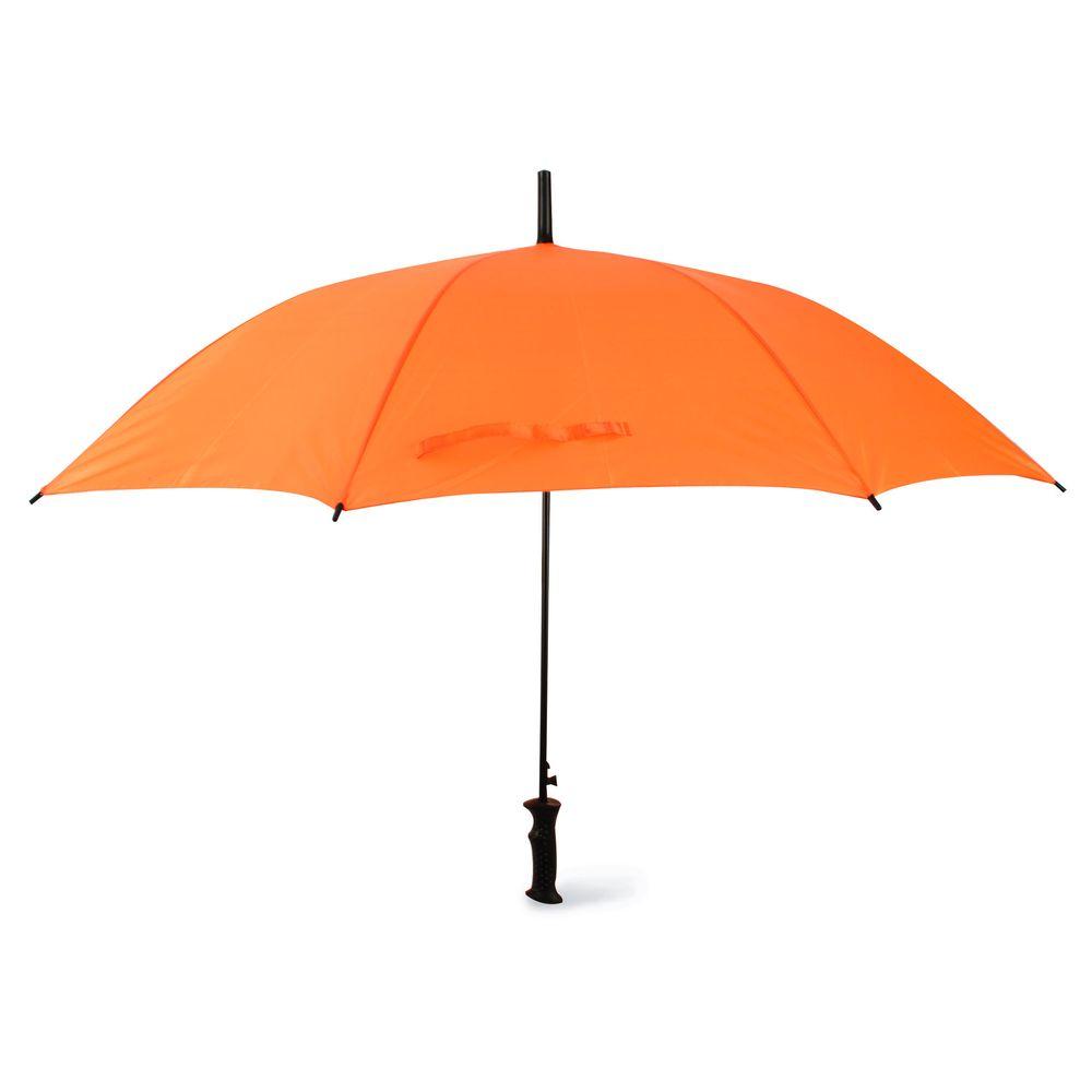 Automatický deštník oranžový