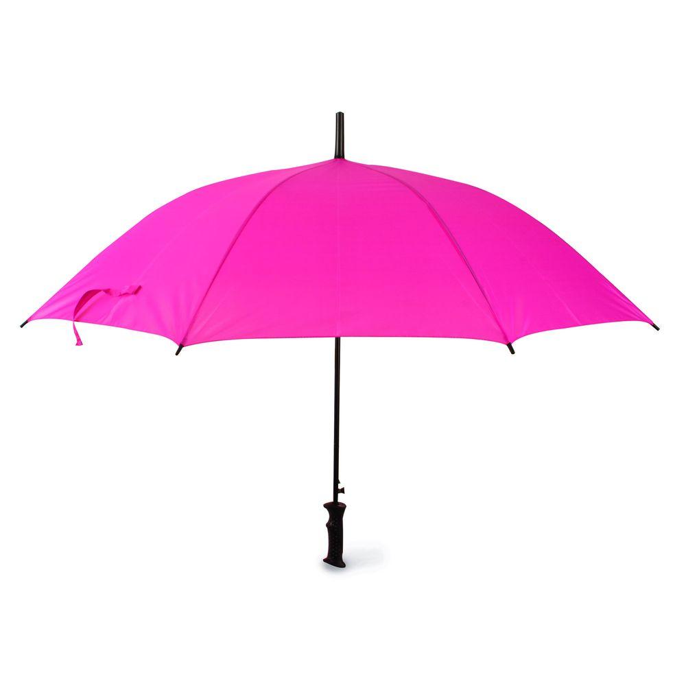 Automatický deštník růžový