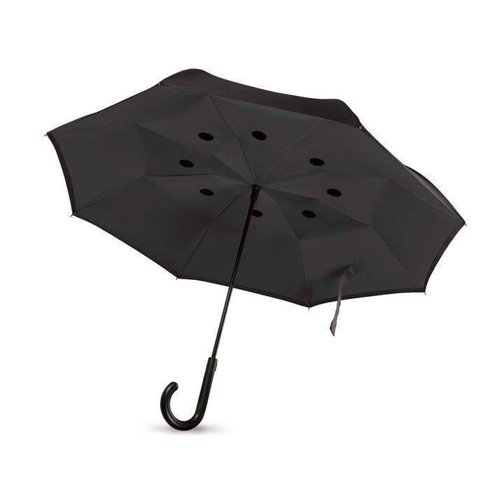 Oboustranný deštník