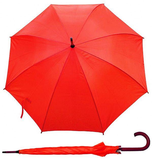 Deštník STICK červená