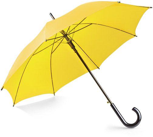 Deštník STICK žlutá