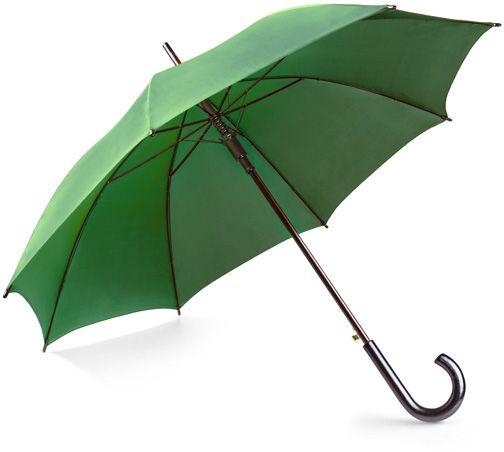 Deštník STICK zelená