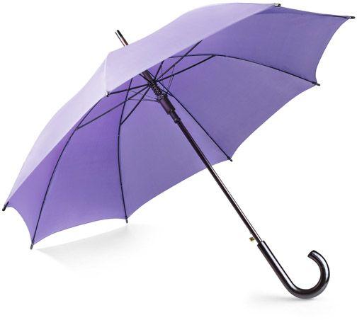 Deštník STICK fialová