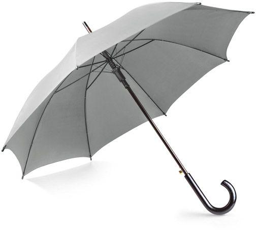 Deštník STICK světle šedá