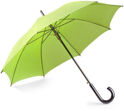 Deštník STICK světle zelená