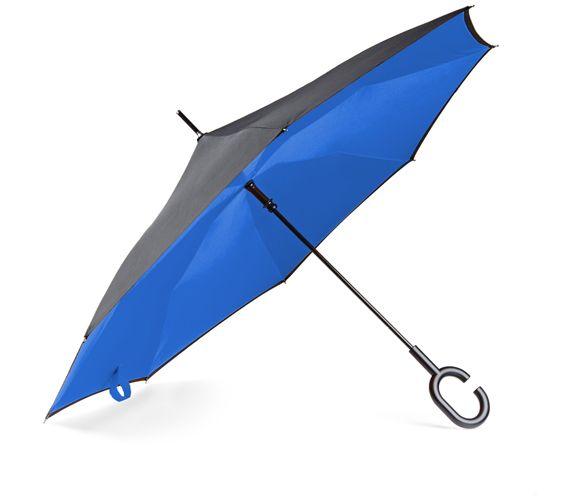 Deštník REVERS modrá