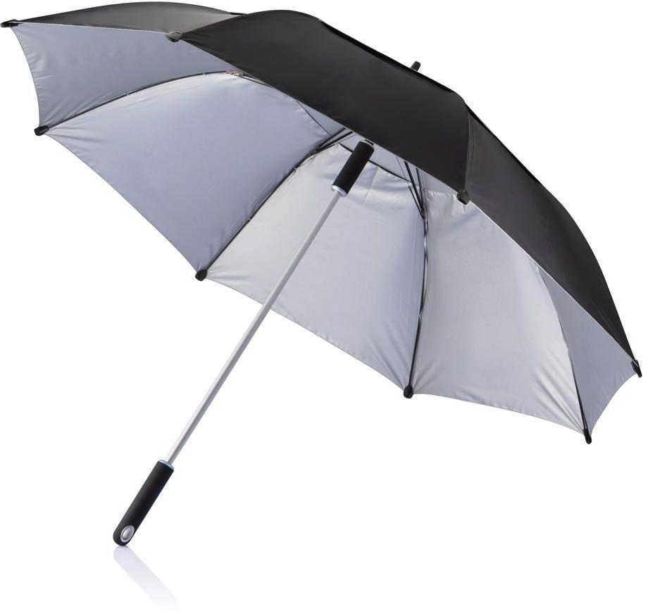 27 odolný deštník Hurricane