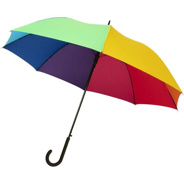 23palců větruodolný deštník Sarah s automatickým otvíráním
