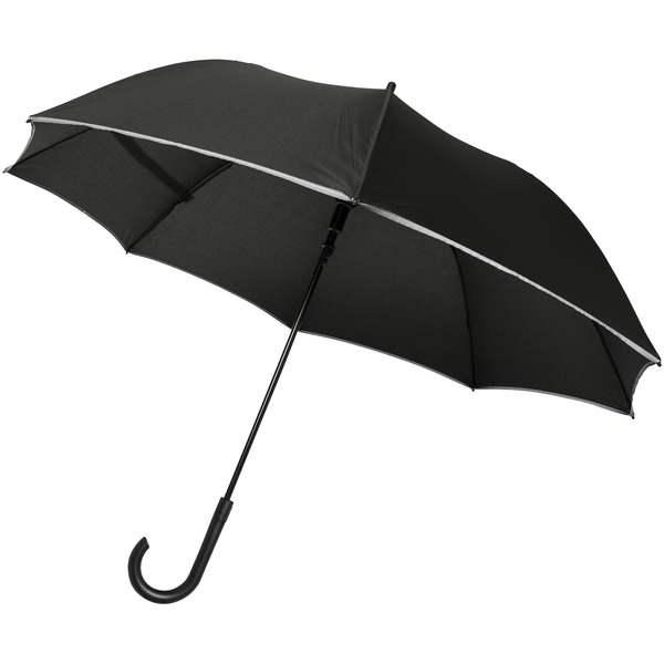 23palců větruodolný reflexní deštník Felice s automatickým otvíráním