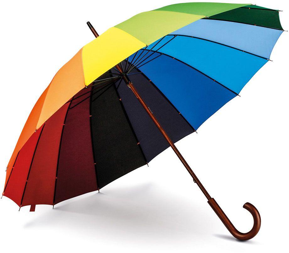 Duha deštník