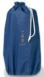 Modrá pláštěnka s kapucí
