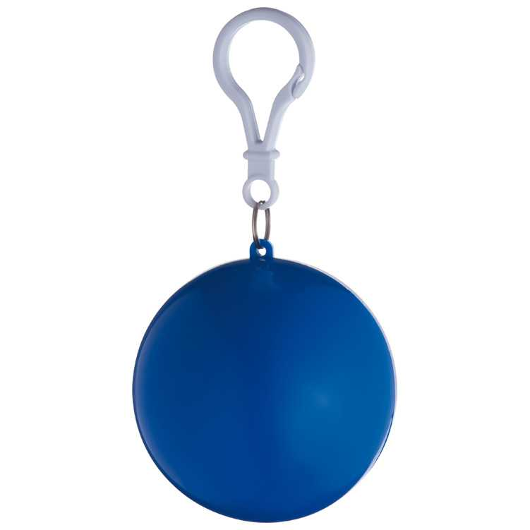 Pláštěnka modré pončo