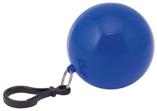 Přívěsek dětské pončo modré