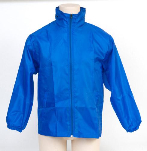 Grid modrá bunda do deště